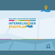 interreligiöser Stadtplan