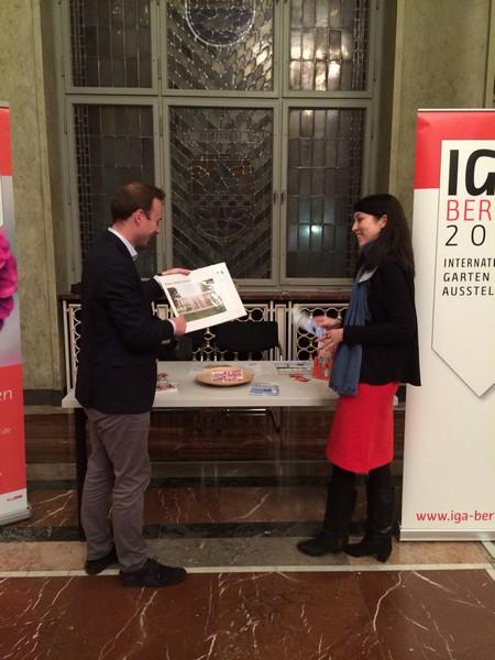 IGA-Andacht des Berliner Forums der Religionen