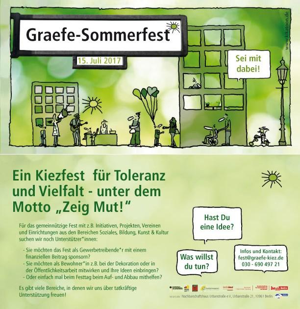 Graefe-Sommerfest 2017