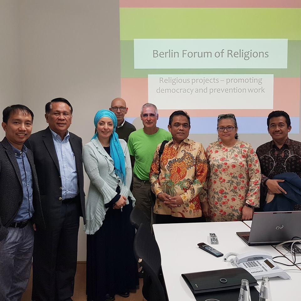 Religiöse Toleranz und Deradikalisierung