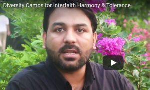 Diver­si­ty Camps for Inter­faith Har­mo­ny & Tolerance