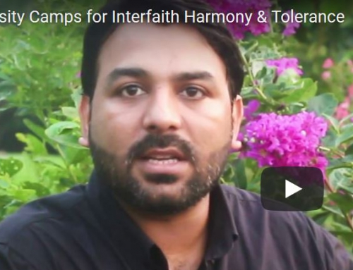 Diversity Camps for Interfaith Harmony & Tolerance