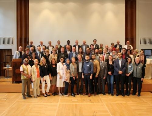 Erster Bundeskongress der Räte der Religionen