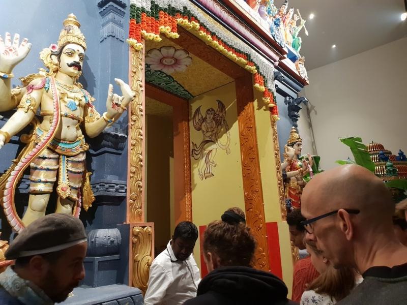Haus der Religionen: Hindutempel