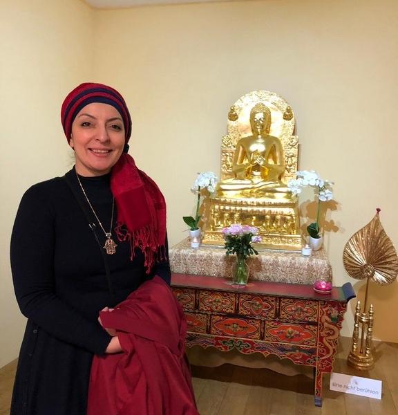 Haus der Religionen: Buddhistisches Zentrum