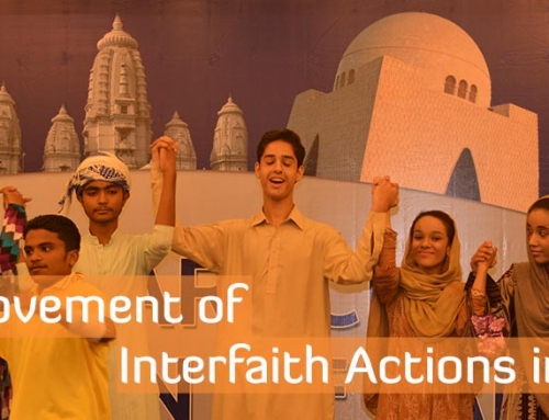Two success stories from Interfaith Work in North Sindh Province
