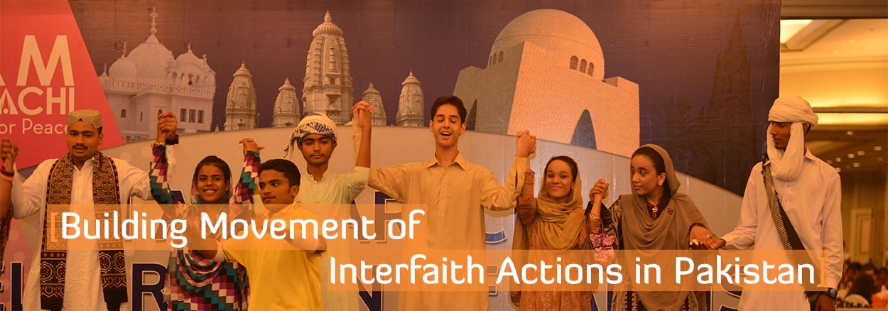 Two suc­cess sto­ries from Inter­faith Work in North Sindh Pro­vin­ce
