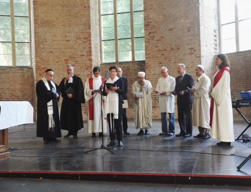 Multireligiöses Friedensgebet