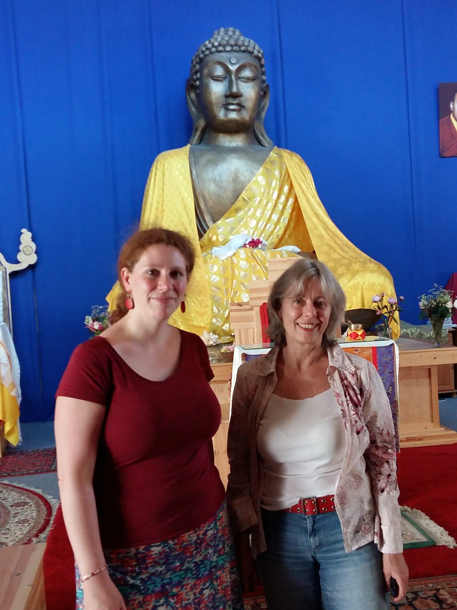 Read more about the article Projektwoche Religion: Zu Besuch in Moschee, Kirche und buddhistischem Zentrum