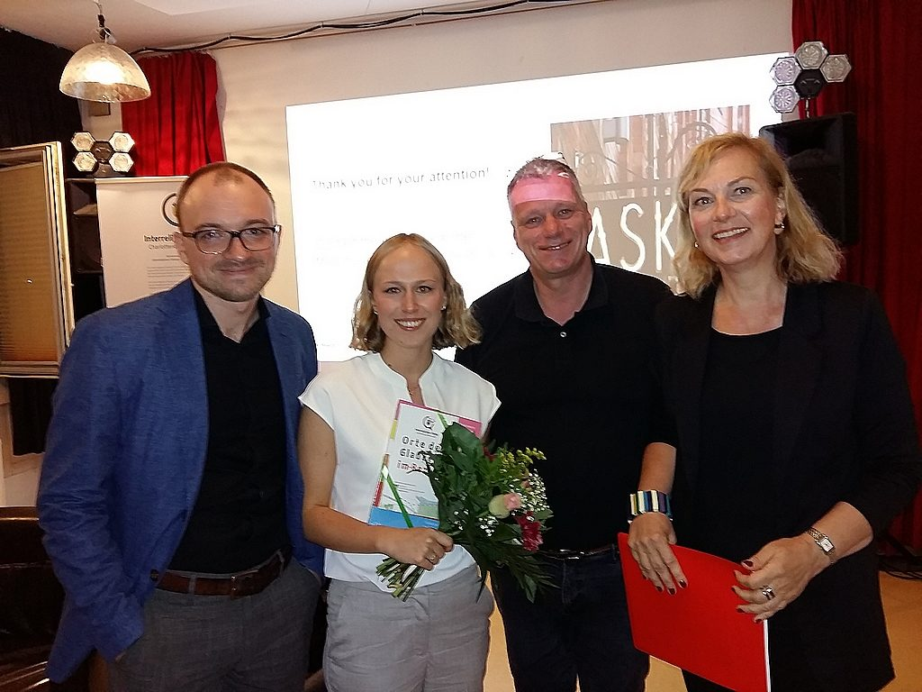Leon Godeffroy, Hanna Berg, Thomas Schimmel, Annette Kreutziger-Herr