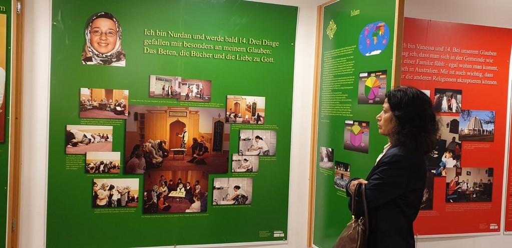 Exkursion zum Haus der Religionen in Hannover