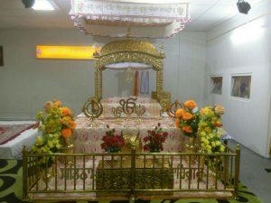 Grüße zum Baisakhi-Fest der Sikhs von Ranjit Kaur