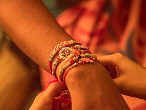 Grußwort von Haladhara Thaler zu Raksha Bandhan