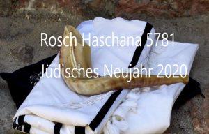 Grüße zu Rosch Haschana