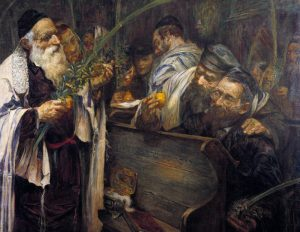 Grußwort zu Sukkot