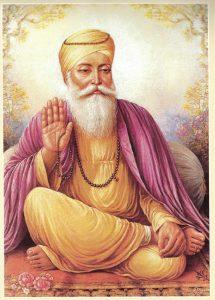 Grüße von Ranjit Kaur zu Guru Nanak Devjis Geburtstag