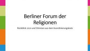 Read more about the article Jahresrückblick