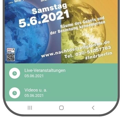 Read more about the article Lange Nacht der Religionen erfolgreich durchgeführt