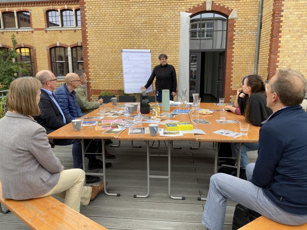 Read more about the article Workshop zum Thema Bildung, Lernen, Wissen