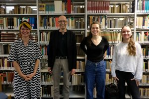 Read more about the article Projektvorstellung an der HU Berlin
