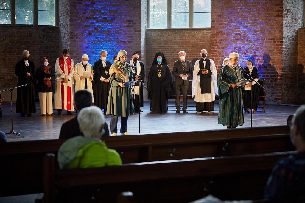 Read more about the article 20 Jahre 9/11: Interreligiös für Frieden