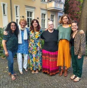Read more about the article Interfaith Tour macht Station beim Berliner Forum der Religionen